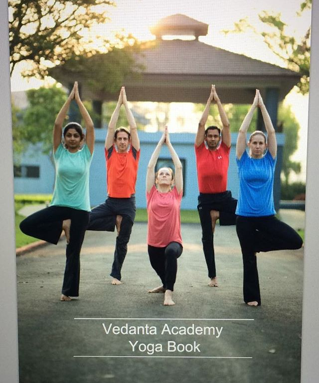 @vedanta.world at the yoga book shoot for Vedanta world !! Has some interesting pictures inside !