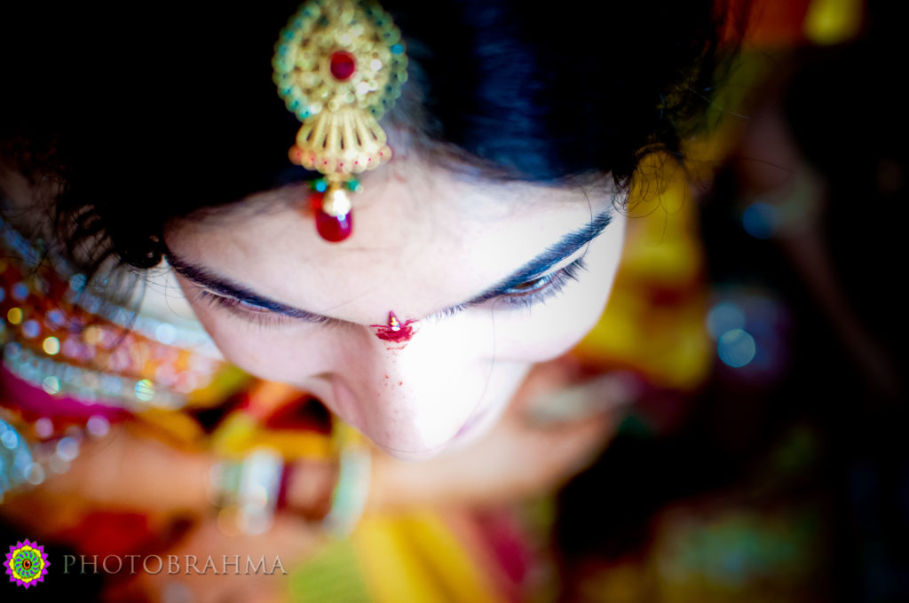 The Indian Bride !