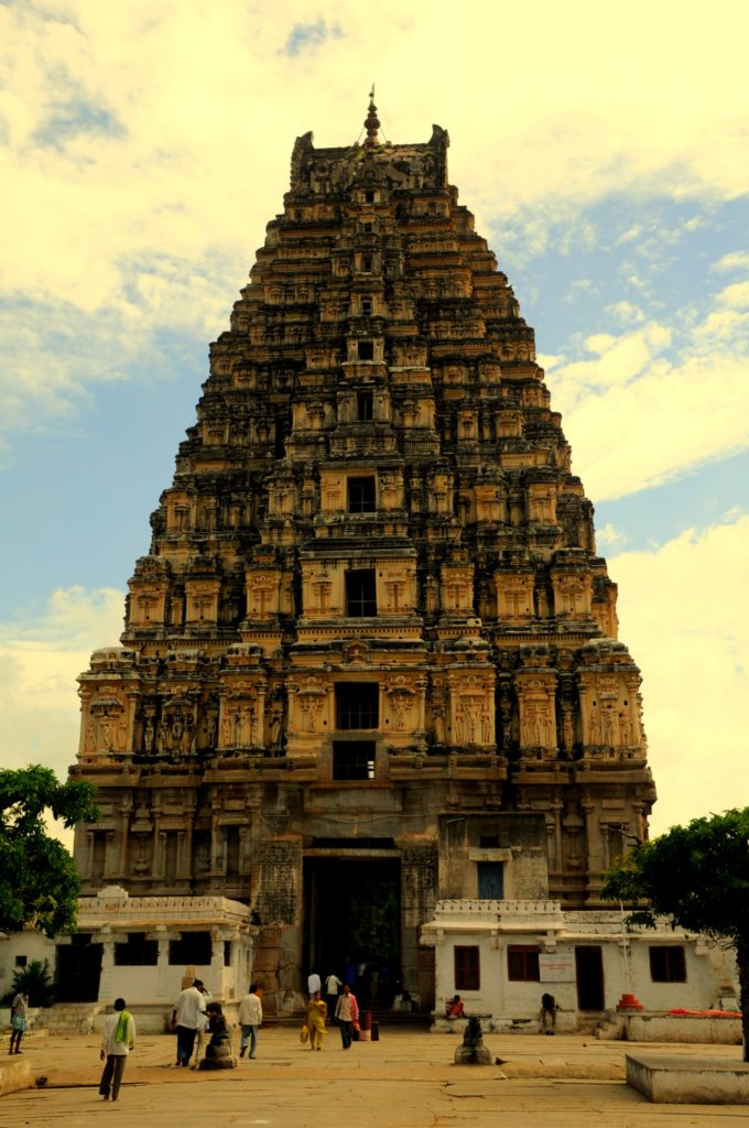 Virupaksha Temple ,Hampi, Karnataka India