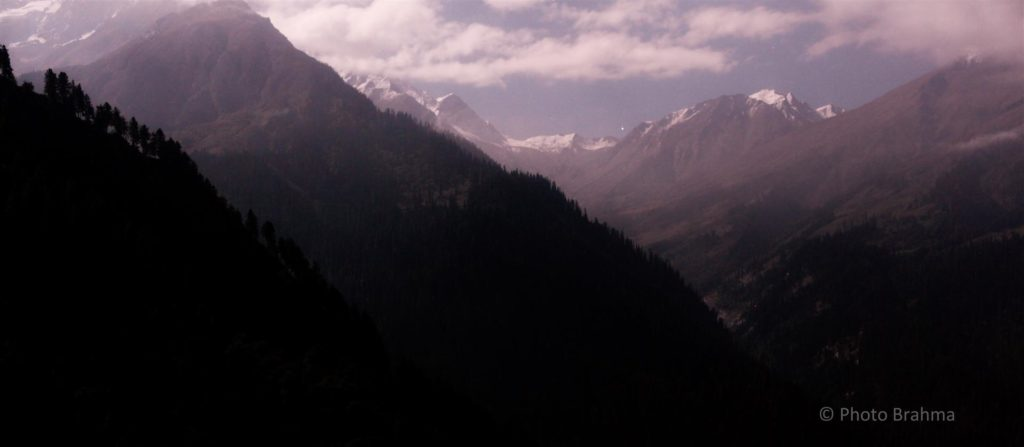 Shiva {{ Bliss }} at Parvathi Valley