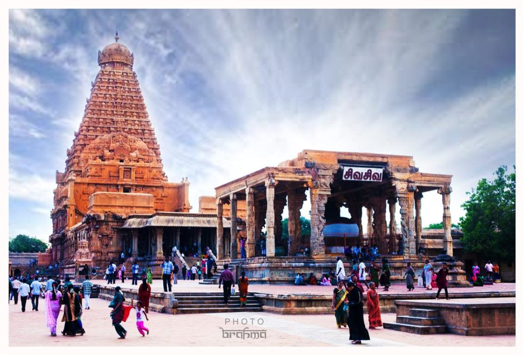 Stone WOnder ! –  The Brihadeshvara temple