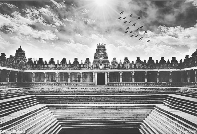 When timeless masterpiece of architecture like this is the venue for a couple shoot ! You got to do juice with this massive panorama of 180 images stitched together !!