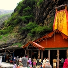 A View of the Yamunotri Temple!