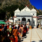 A View of the Gangotri Temple!